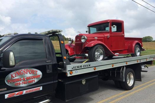 Towing In Bristol Tennessee