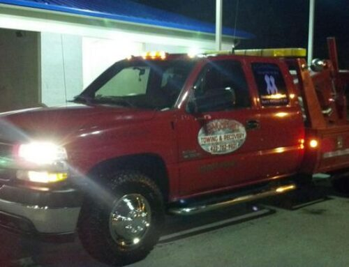 Towing in Johnson City Tennessee