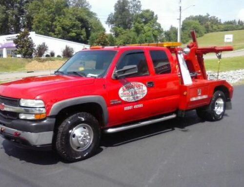 Towing in Kingsport Tennessee