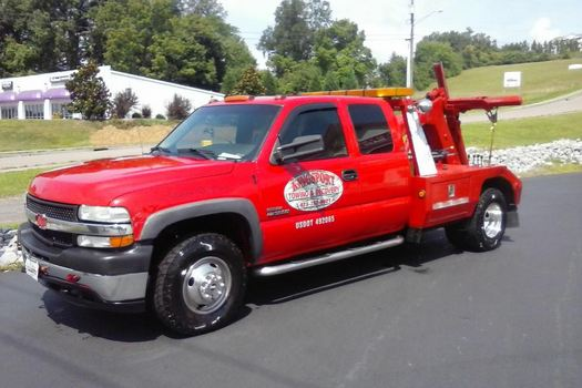 Towing-In-Kingsport-Tennessee