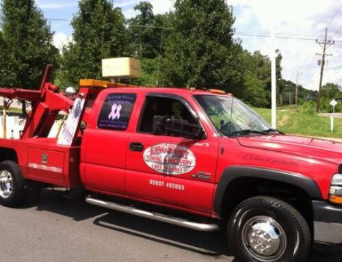 Towing in Mount Carmel Tennessee