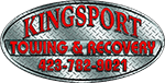 Kingsport Towing Logo